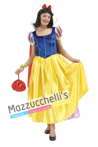 Costume Biancaneve – Ufficiale Disney™ - Mazzucchellis
