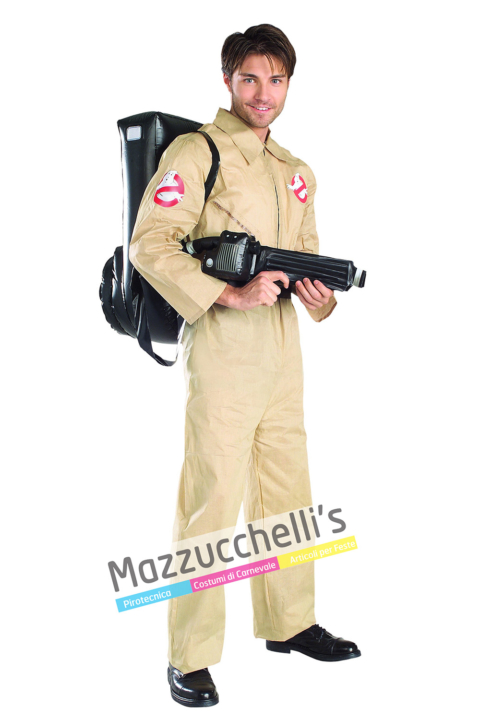 Costume Ufficiale Ghostbusters film - Mazzucchellis
