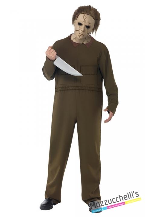 costume film Halloween horror Michael Myers carnevale halloween o altre feste a tema - Mazzucchellis