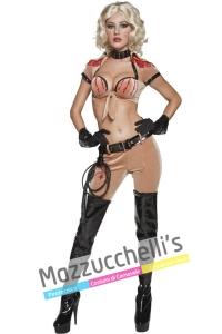 COSTUME DOMATRICE del circo sexy - Mazzucchellis