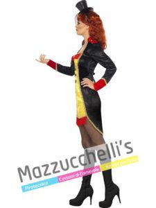 Costume Donna Domatrice del Circo