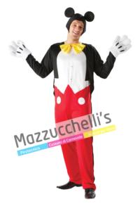 Costume Mickey Mouse Topolino – Ufficiale Disney™ - Mazzucchellis