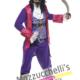 Costume Pirata Capitan Uncino di Peter Pan - Mazzucchellis