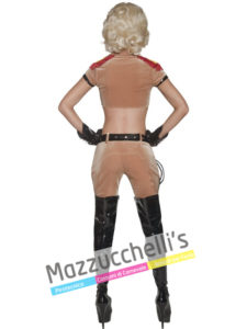 Costume Donna Sexy Domatrice del Circo