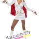 Costume Sexy Elvis Bianco - Mazzucchellis