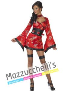 Costume Donna Paesi del Mondo Sexy Geisha