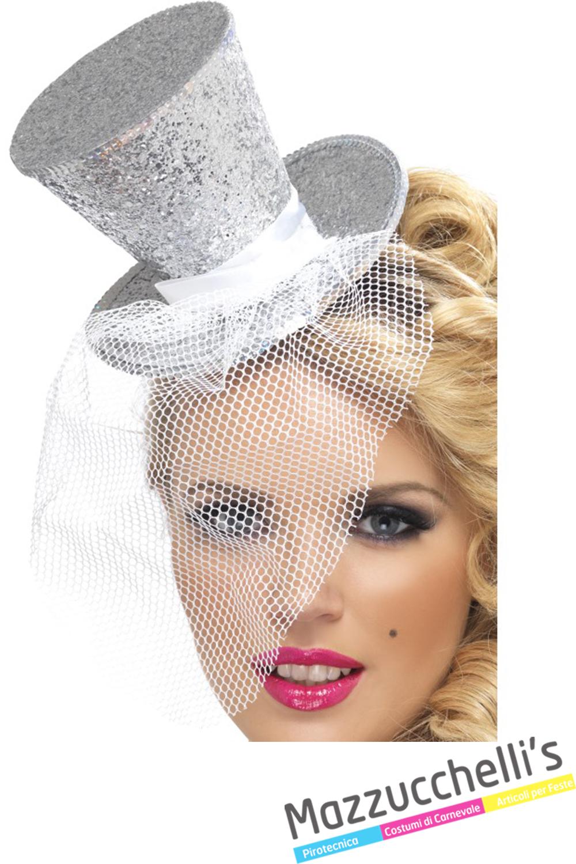 anteprima di design innovativo carina Cerchietto con Mini Cappello in vendita a Samarate Varese da ...