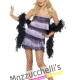 costume donna charleston Anni '20 - Mazzucchellis