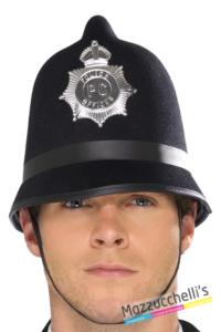 cappello elmo poliziotto professione mestieri - Mazzucchellis