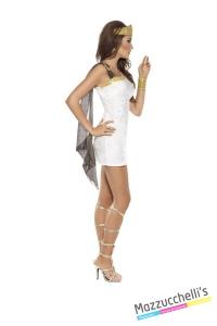 COSTUME donna sexy dea venere greca CARNEVALE HALLOWEEN O ALTRE FESTE A TEMA - Mazzucchellis
