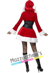 Costume Donna Sexy Babbo Natale