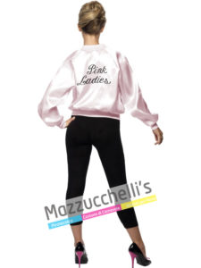 Giacca Donna film GREASE PINK LADIES