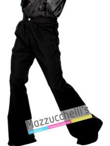 Pantaloni Neri Uomo Anni '70