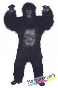 costume animale della foresta gorilla - Mazzucchellis