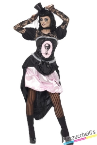 costume buresque gotico horror halloween , carnevale o altre feste a tema - Mazzucchellis