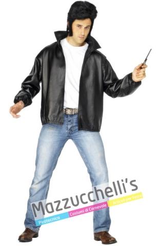 costume film anni '50 Giacca Danny Zuko di Grease - Mazzucchellis