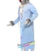 costume horror lupo cattivo fiaba cappuccetto rosso carnevale halloween o altre feste a tema - Mazzucchellis