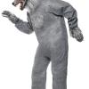 costume lupo mannaro lupo carnevale halloween o altre feste a tema - Mazzucchellis