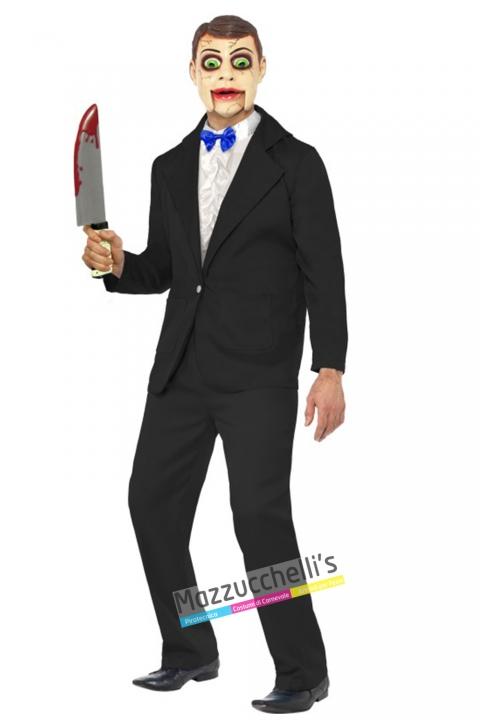 costume marionetta bambola carnevale halloween o altre feste a tema - Mazzucchellis