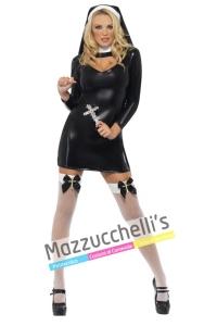 costume suora sexy religiosa - Mazzucchellis