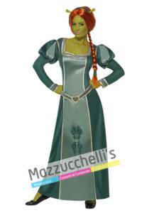 Costume Principessa Fiona di Shrek - Mazzucchellis
