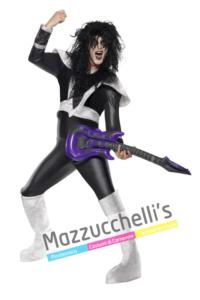 Costume Rock Spaceman dei Kiss - Mazzucchellis