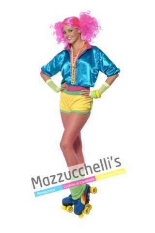 Costume Skater Girl '80 - Mazzucchellis