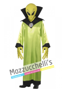 Costume Alieno - Mazzucchellis