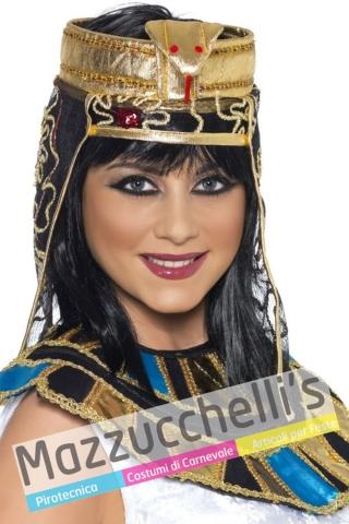 Fascia Cleopatra popoli del mondo - Mazzucchellis