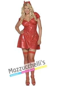 COSTUME CURVY DIAVOLESSA SEXY HALOOWEEN - Mazzucchellis