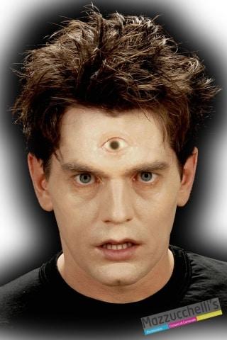posticcio cicatrice terzo occhio horror halloween e altre feste a tema -Mazzucchellis