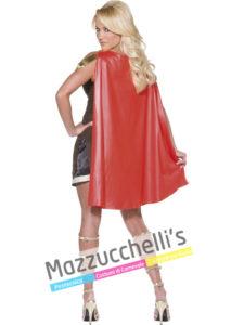 Costume Donna Sexy Guerriera Gladiatore Romana