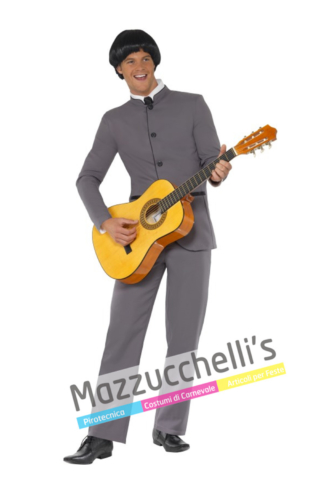 Costume Beatles gruppo musicale - Mazzucchellis