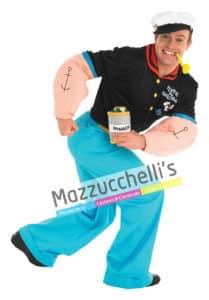 Costume Braccio Di Ferro Popeye - Ufficiale Disney™