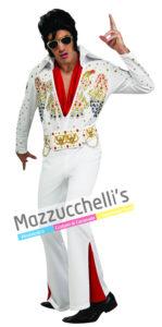 Costume Uomo Cantante Rock Star Elvis Presley