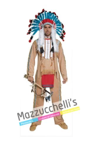 Costume Capo Indiano - Mazzucchellis