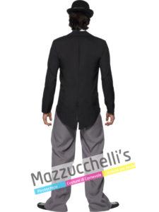 Costume Uomo Anni 20 attore, comico, regista, sceneggiatore Charlie Chaplin