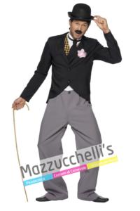 Costume Charlie Chaplin Anni 20 - Mazzucchellis