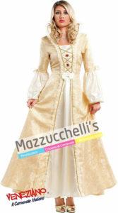 Costume Donna regina dama di Versaille