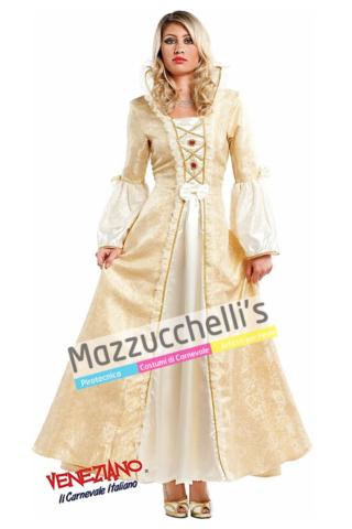 Costume Dama Di Versailles - Mazzucchellis