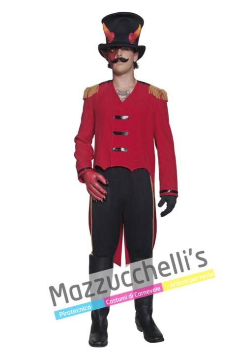 Costume Domatore del Circo - Mazzucchellis
