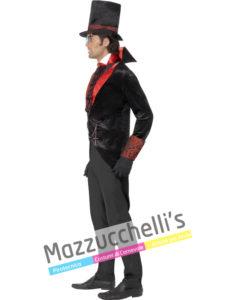 Costume Adulto Uomo Halloween Dracula
