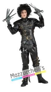 """Il costume da Uomo Ufficiale del film di Tim Burton """"Edward Mani di Forbice""""interpretato da Johnny Depp"""