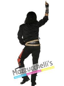 Costume Uomo Michael Jackson Deluxe