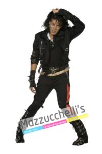 Costume Michael Jackson Deluxe - Mazzucchellis