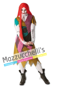 Costume Sally Nightmare Before Christmas – Ufficiale Disney™ - Mazzucchellis