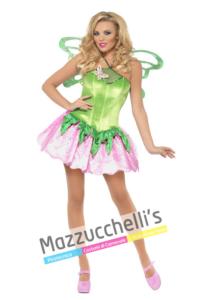 Costume Sexy Fatina Dei Boschi - Mazzucchellis