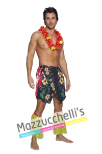Costume Sexy Hawaiano mondo - Mazzucchellis