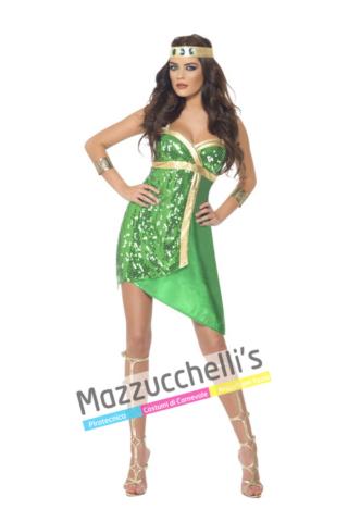 Costume Sexy Medusa - Mazzucchellis
