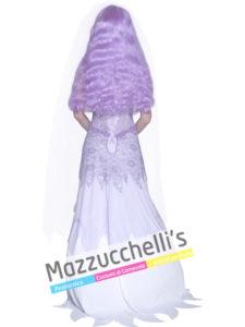 Costume Donna Halloween Sposa Cadavere